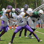 8/18/12 Texas College Football Scrimmage by Sarah Miller