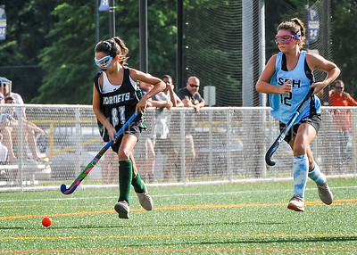 8.25.19 Green Hornets Jr A field hockey vs. Lake Shore