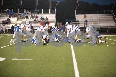 8/26/16 Chapel Hill High School Football vs Wills Point High School by Dan Fry