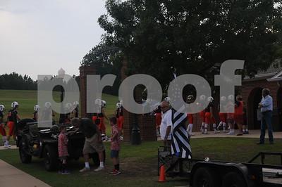 8/27/16 American Warrior Bowl Football Game - Brook Hill School vs St. John Paul II-Boca Raton by Steve Mason