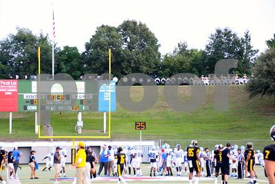 8/27/16 Tyler Junior College Football vs Kilgore Junior College by Don Spivey & Jim Bauer