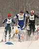Silas Eastman (#133), of Fryeburg, Maine, competed in the 8th Annual TD Bank White Mountain Classic 30K ski race, hosted by the Jackson Ski Touring Foundation, on January 21st, 2012, in Jackson, NH. Competitors used the classic cross-country ski technique, in a 30 kilometer (18.64 miles) marathon on the trail systems in and around Jackson Village.