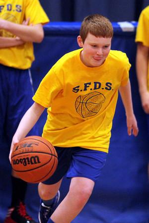 St Agnes 8th grade boys A v St Francis de Sales 024