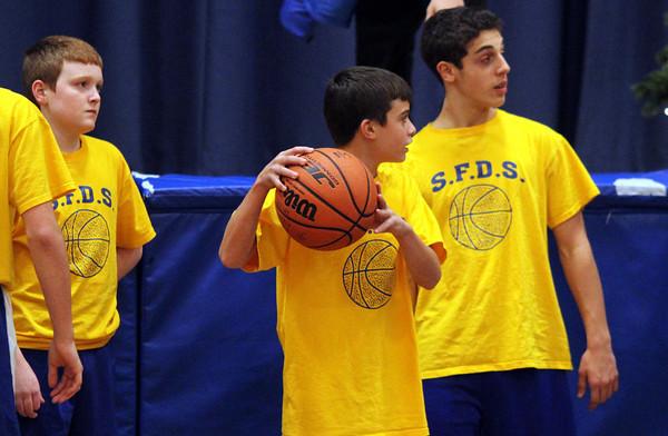 St Agnes 8th grade boys A v St Francis de Sales 063