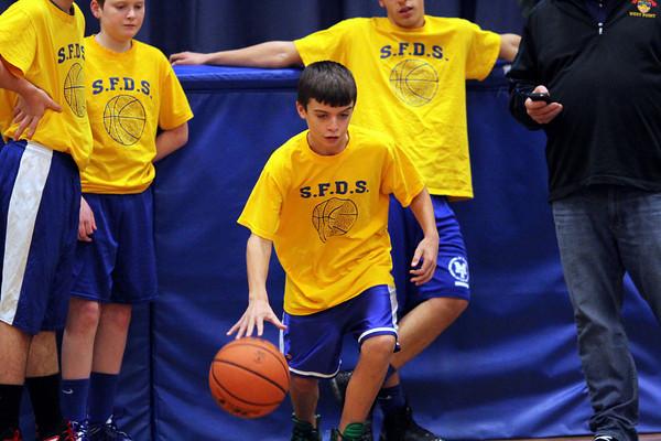 St Agnes 8th grade boys A v St Francis de Sales 065