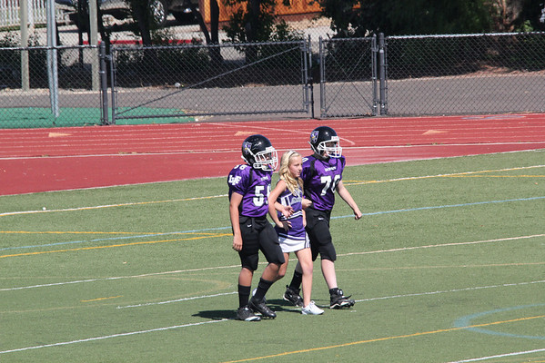 9-17-2011 Jr. Midget Football & Cheer