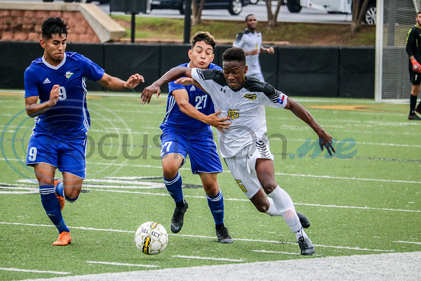 TJC vs Western Texas Mens Soccer
