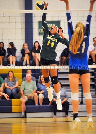 9.17.19 Indian Creek volleyball vs. St. Mary's