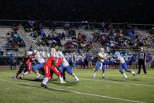 Bullard vs Chapel Hill Football