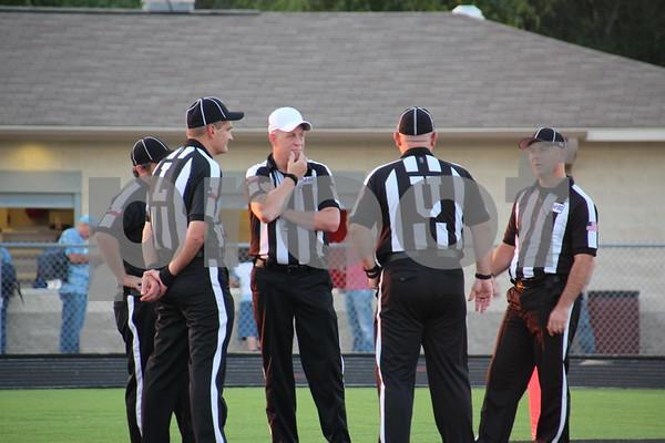 Bill Herrington Tiger Stadium - September 25, 2015