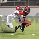 9/28/12 Robert E. Lee High School Football vs Mesquite Horn High School by Troy Hayes and Sarah Miller