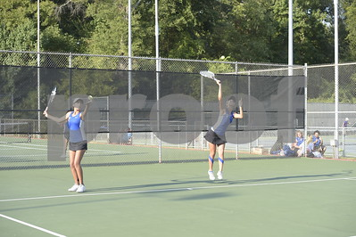 John Tyler vs. Center Tennis