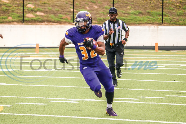 Texas College vs Arizona Christian Football