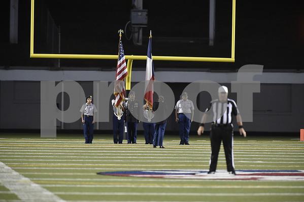 John Tyler vs. Mesquite Football