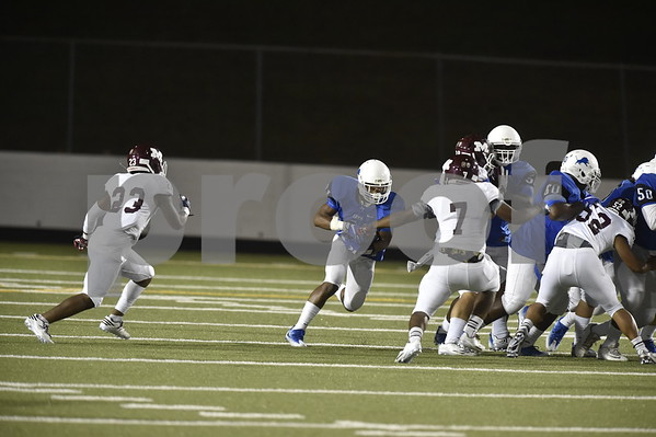 John Tyler vs. Mesquite Football