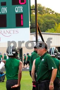 McCallum Stadium Tyler, TX - September 6, 2013