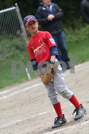 A-Ball Cardinals v. Cubs, April 25, 2009