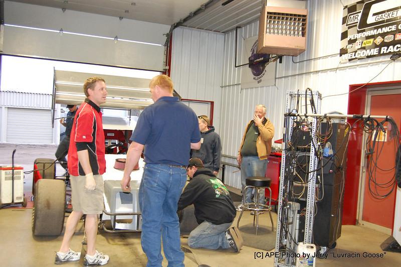 "Bryan Gossel  ""B G Automotive""  & Gary Lunstedt "" Lundstedt  Automotive"" Fort Collins Col."