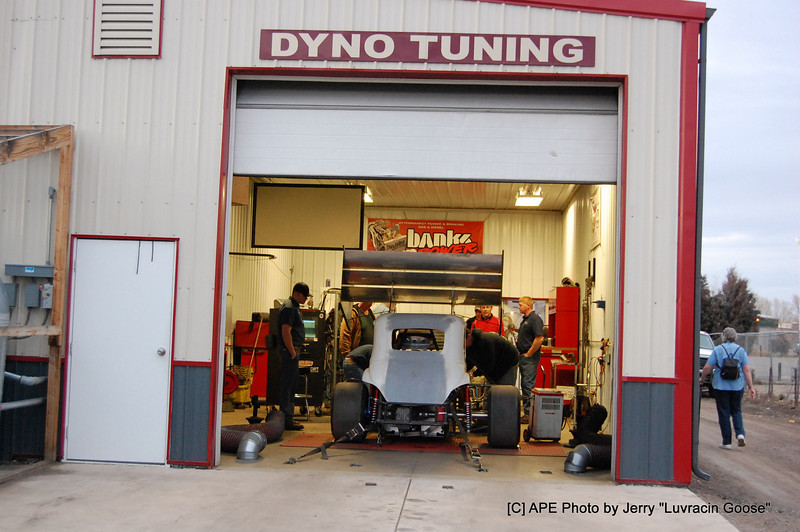 DYNO TUNING the Mod. Coupe