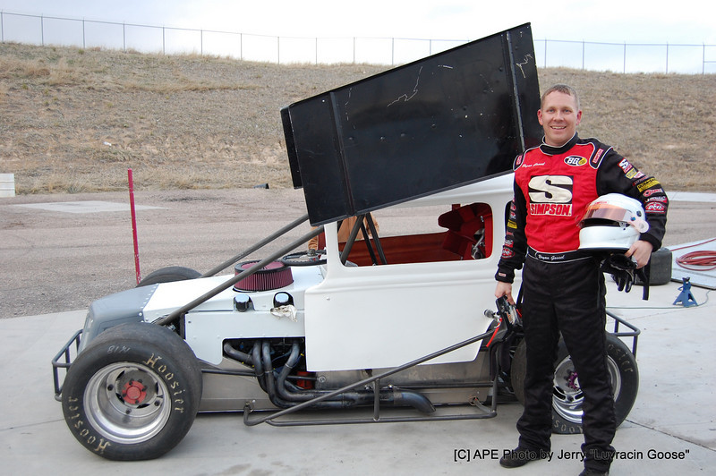 """Sun down coming load the Mod Coupe time for the ride back to Fort Collins Co. Bryan Gossel """"BGR"""""""