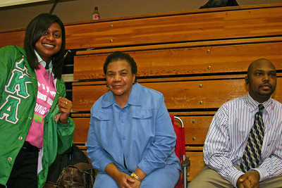 AAMU Basketball Fan vs Southern 2007