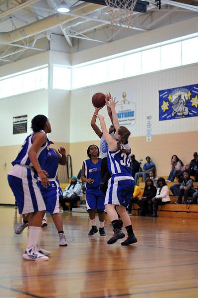 AAU Basketball -- 2012