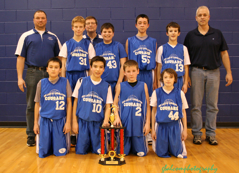 OLC 3rd Place Champions