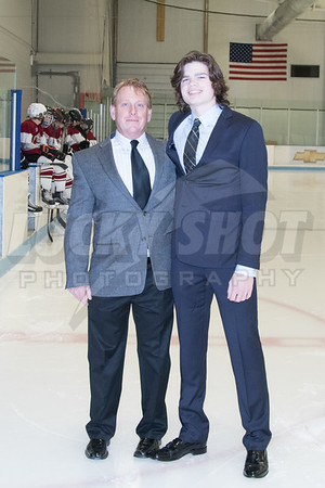 AC Ice Hockey Sr. Night 12-23-2016