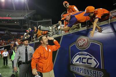 2016 ACC Championship- Clemson vs. Virginia Tech