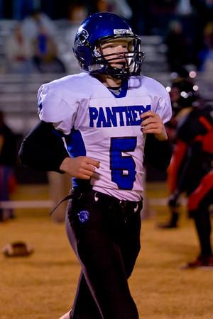 ACHS Panthers vs Dallas Covenant 11-27-2010