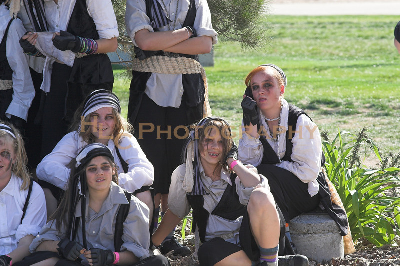 Farrah, Nikki, Markie, Veronica & Breeanna