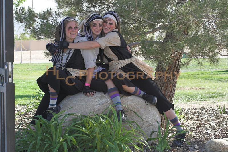 Michelle, Baylee & Lauren