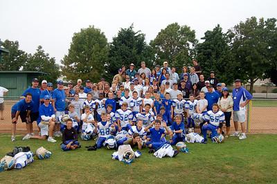 2008 Blue Eagles