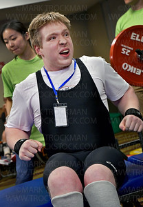 ADAPTIVE SPORTS POWERLIFTING