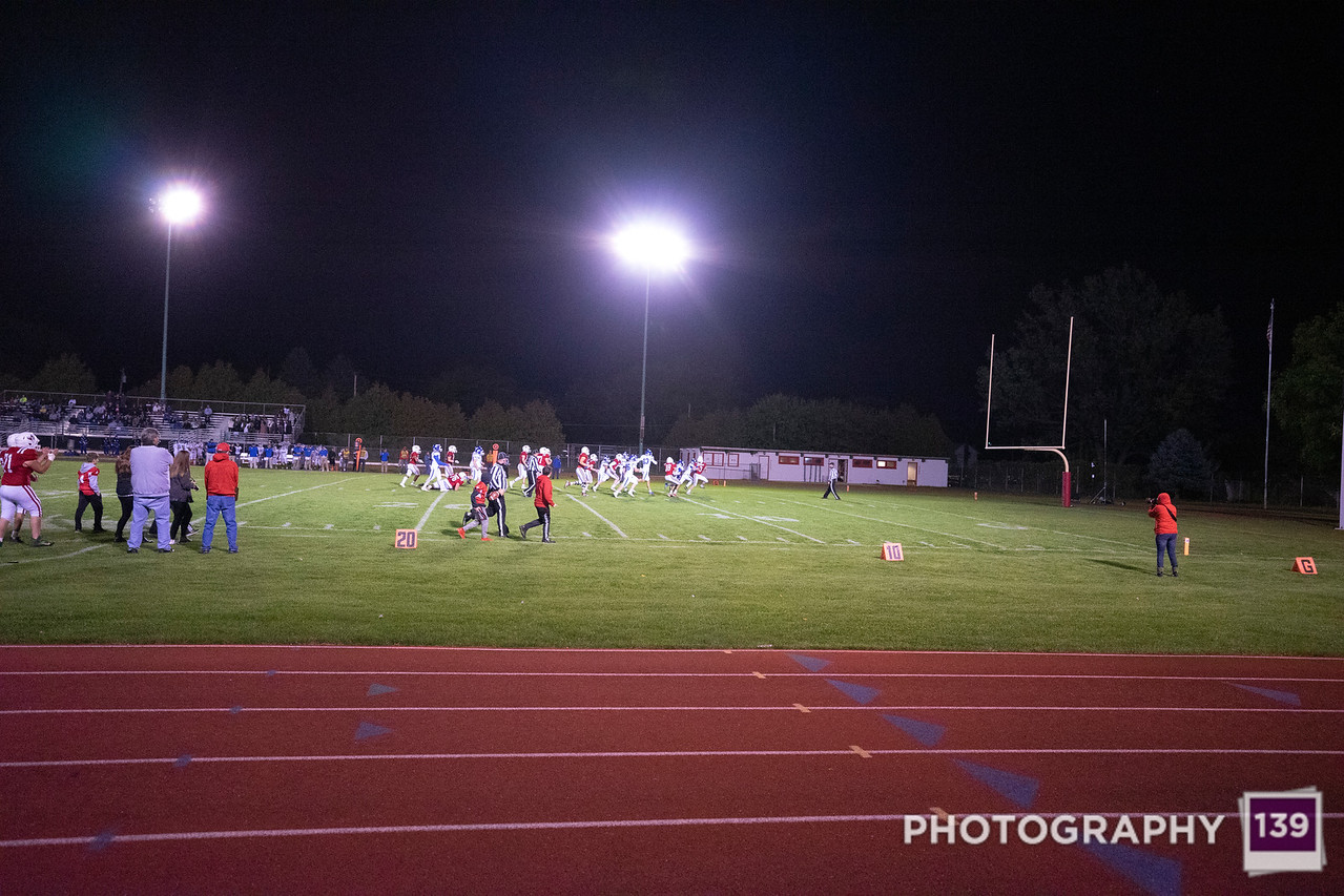 Boone vs. Perry - 2021