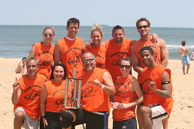 ADULT COED SAND FLAG FOOTBALL (SPRING) 2007 CHAMPIONSHIP