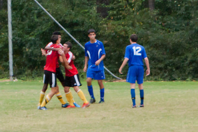 2011 ATL Cup -vs- TNFC Warriors (09/04)