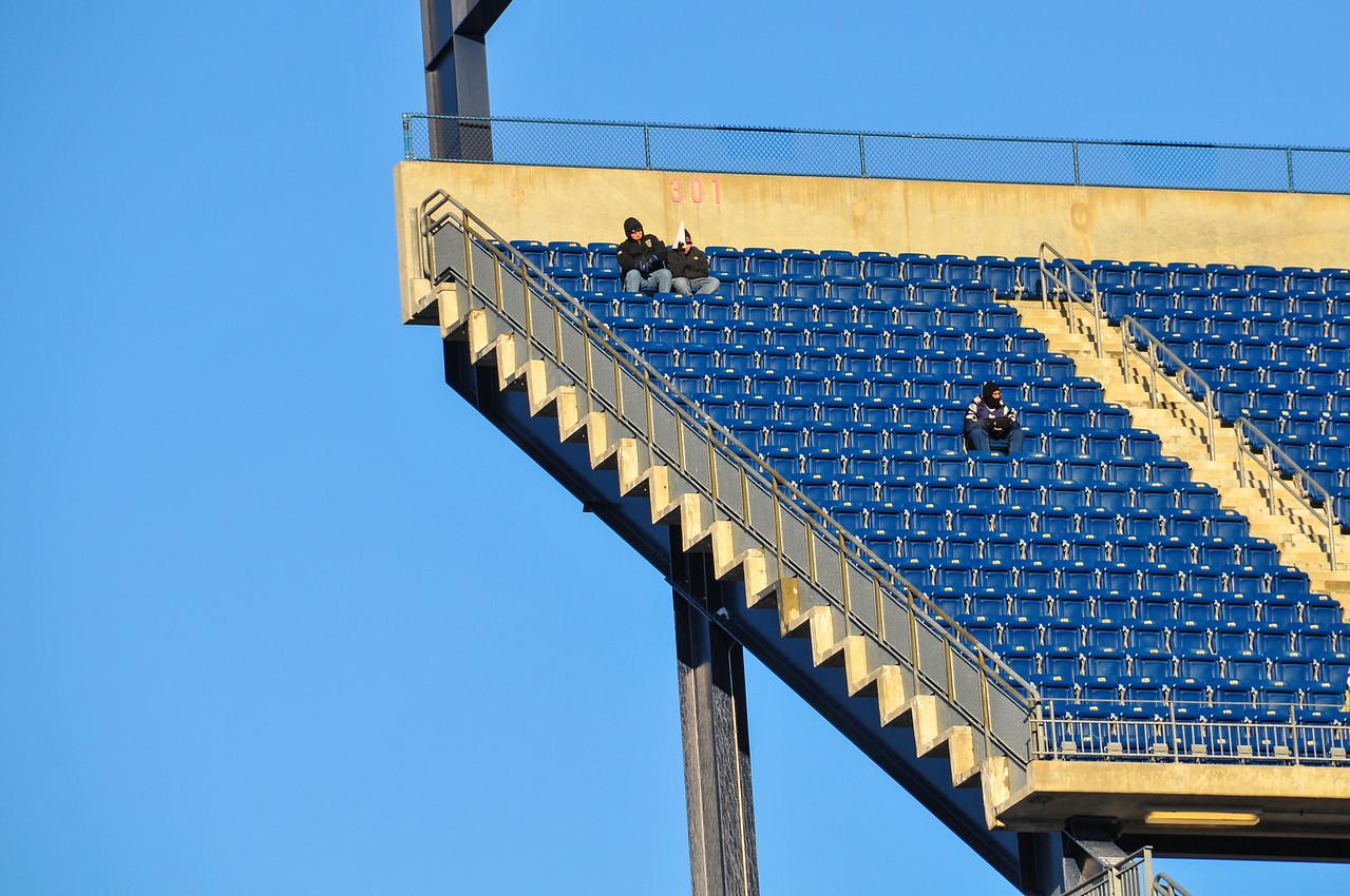 Gillette Stadium - 16 January 2011