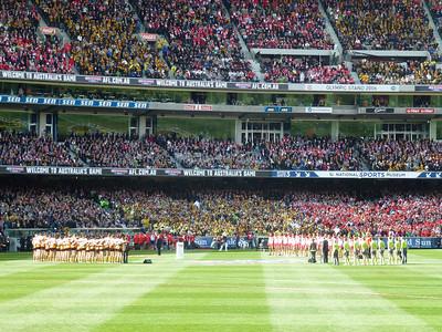 2012 AFL Grand Final, MCG