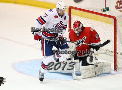 Rochester Americans v Abbotsford Heat