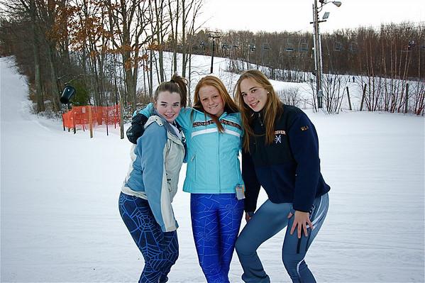Jan 16 Girls Race