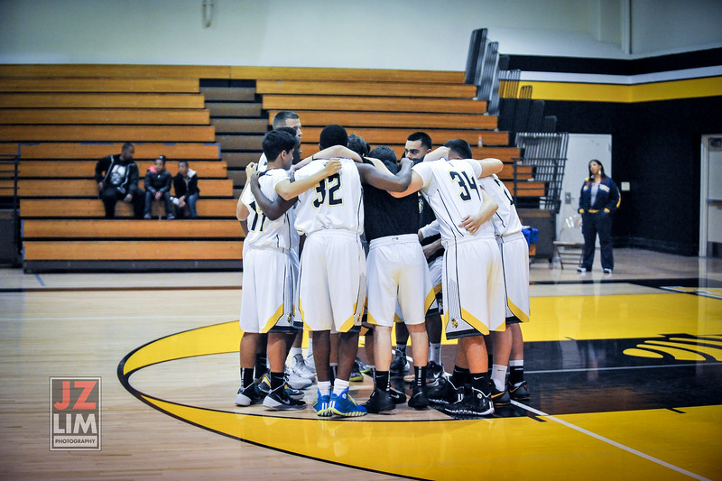 AHS Boys Basketball 2014-2015