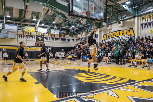 Alameda High School Mens Basketball