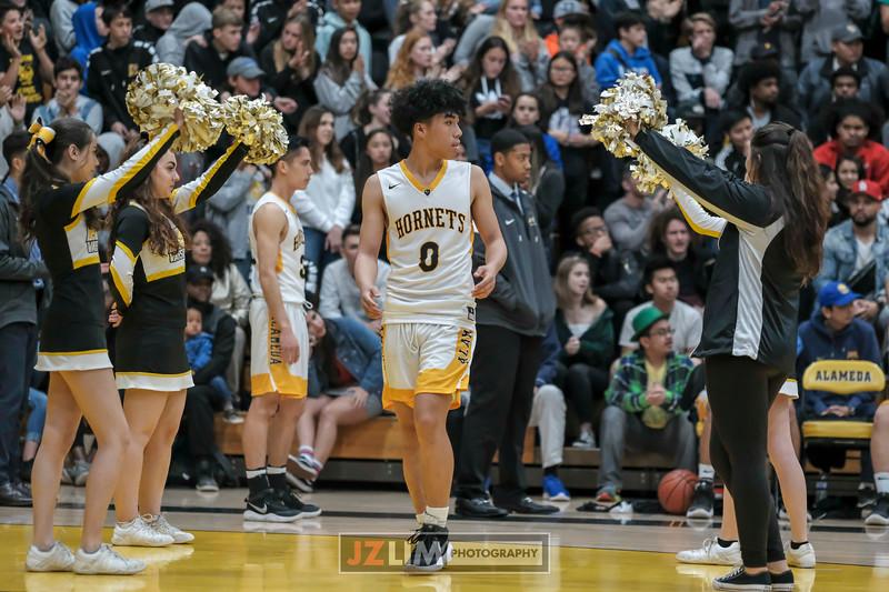Alameda High School Mens Basketball
