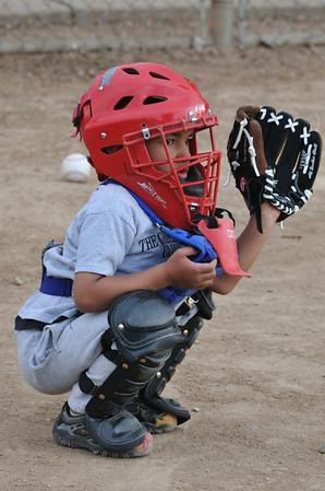 AJ Baseball - June 2011
