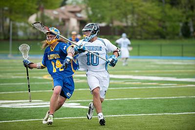 ALJ Lacrosse Senior Day 5-2-09