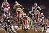Riders from around the globe converged on Angel Stadium in Anaheim, California on February 3, 2007 for Round 3 of the Amp'd Mobile/AMA Supercross Series.
