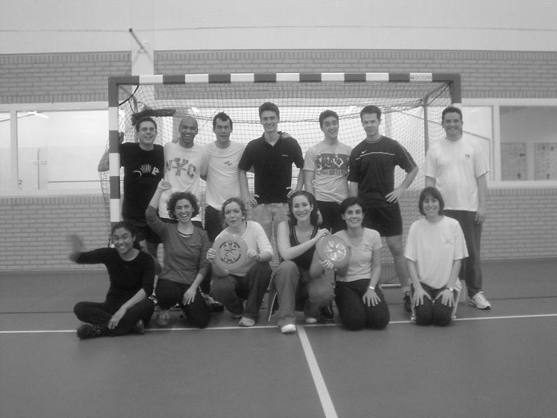 Amicale Frisbee club