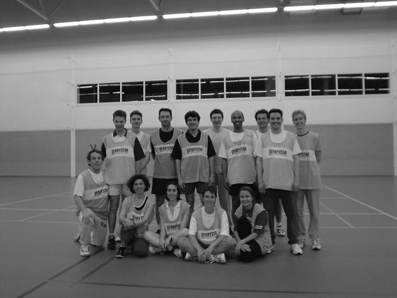 Normal team photo