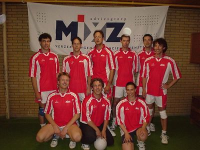 AMICALE Volleyball - Rijswijk Companies Tournament